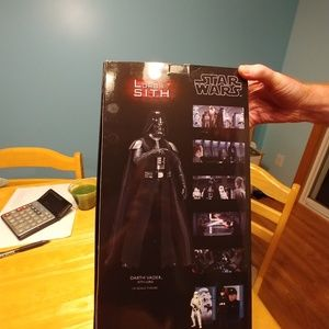 Darth Vader Lord With doll